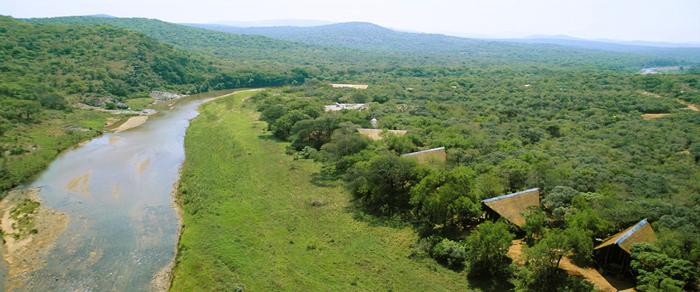 River view,Amakhosi Safari Lodge,Amakhosi Private Game Reserve,KwaZulu-Natal,Hluhluwe iMfolozi Reservations