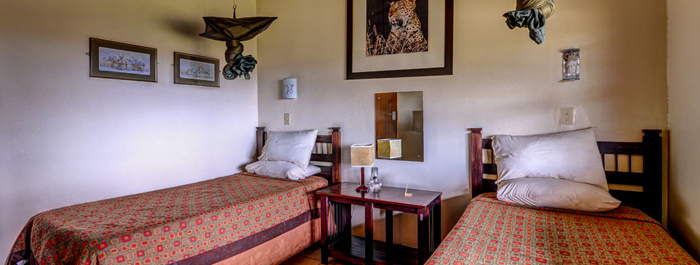 Mpila Camp Rooms 7 Bed Cottage Hluhluwe iMfolozi uMfolozi Game Reserve Self-catering Accommodation KwaZulu-Natal South Africa Big 5 Safari Park