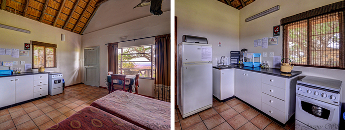Mpila Camp 2 Bed Chalet�Hluhluwe iMfolozi uMfolozi Game Reserve Self-catering Accommodation KwaZulu-Natal South Africa Big 5 Safari Park
