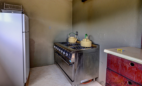 Communal Kitchen for large groups - Hluhluwe iMfolozi Game Reserve Big 5 Nselweni Bush Camp Self Catering Accommodation Bookings KwaZulu-Natal South Africa