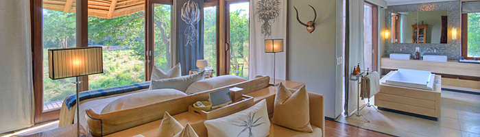 Bath - The Homestead at Phinda Phinda Private Game Reserve Big 5 Luxury African Safari South Africa