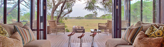 Phinda Vlei Lodge View Main Lounge Phinda Private Game Reserve