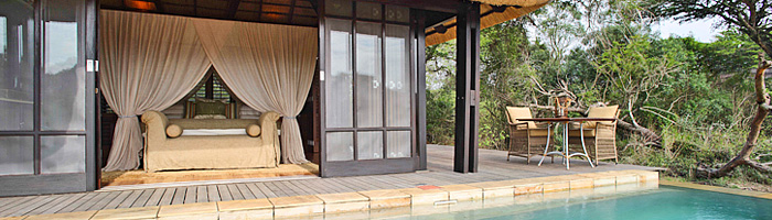 Phinda Vlei Lodge Luxury Suite Plunge Pool Phinda Private Game Reserve