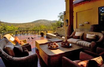 Thanda Private Villa Izulu Thanda Private Game Reserve